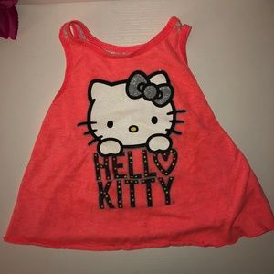 Hello Kitty top with Lace
